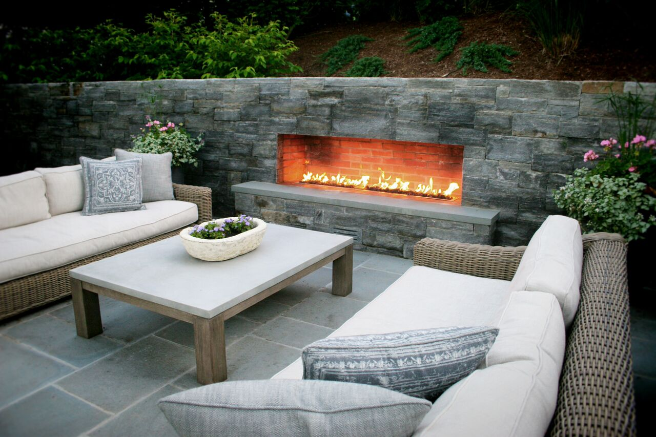 Custom Outdoor Fire Pits In Connecticut Custom Outdoor Fireplace Ct