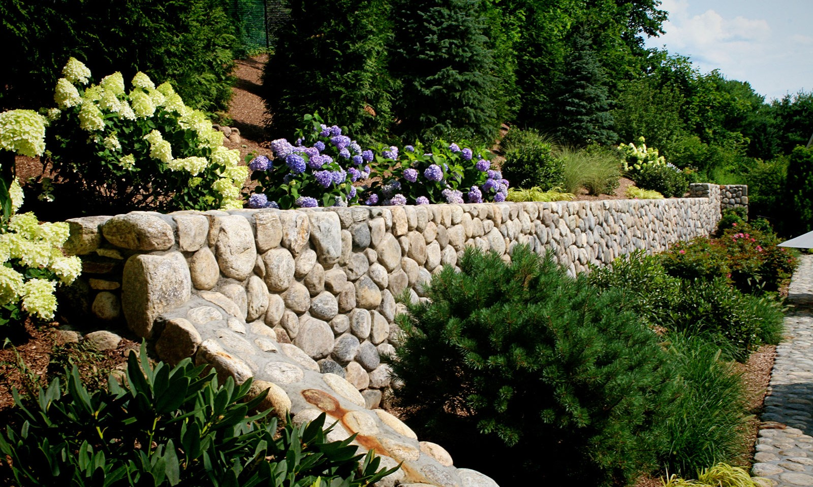 Stone Wall Installation CT