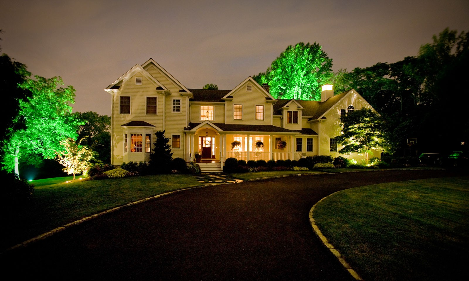 Outdoor Lighting Connecticut