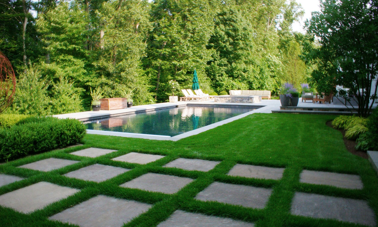 CT Backyard Landscape Design
