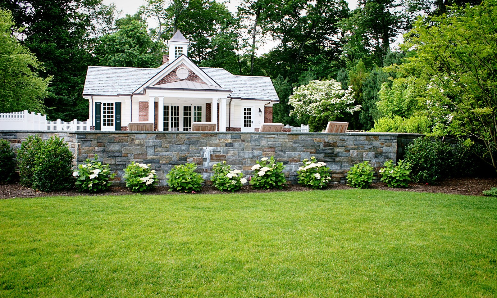 Stone Wall Installation Connecticut