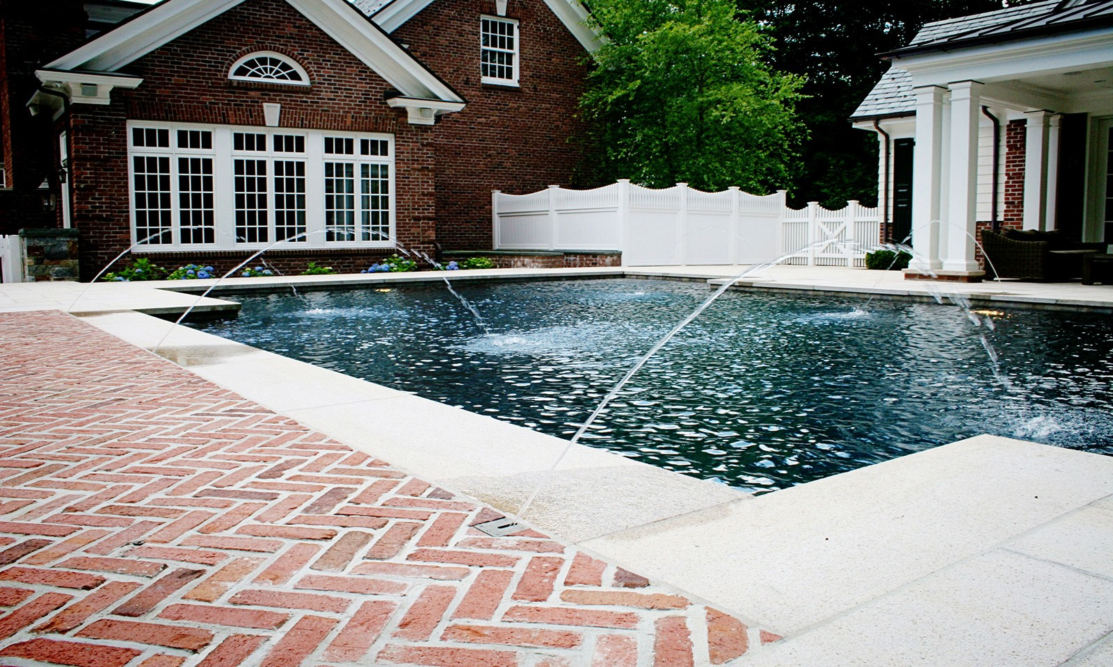 Custom Pool Installation in Connecticut