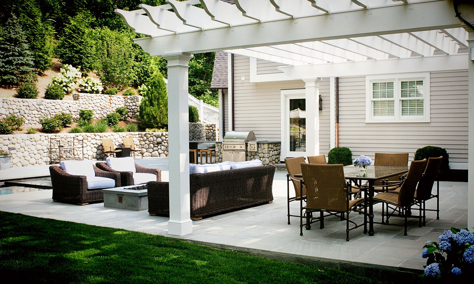Pergola Design in CT
