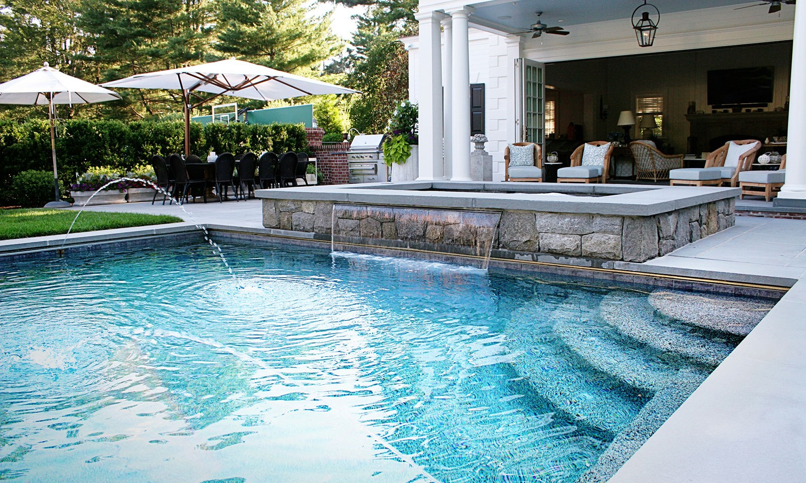 Pool Spa Connecticut