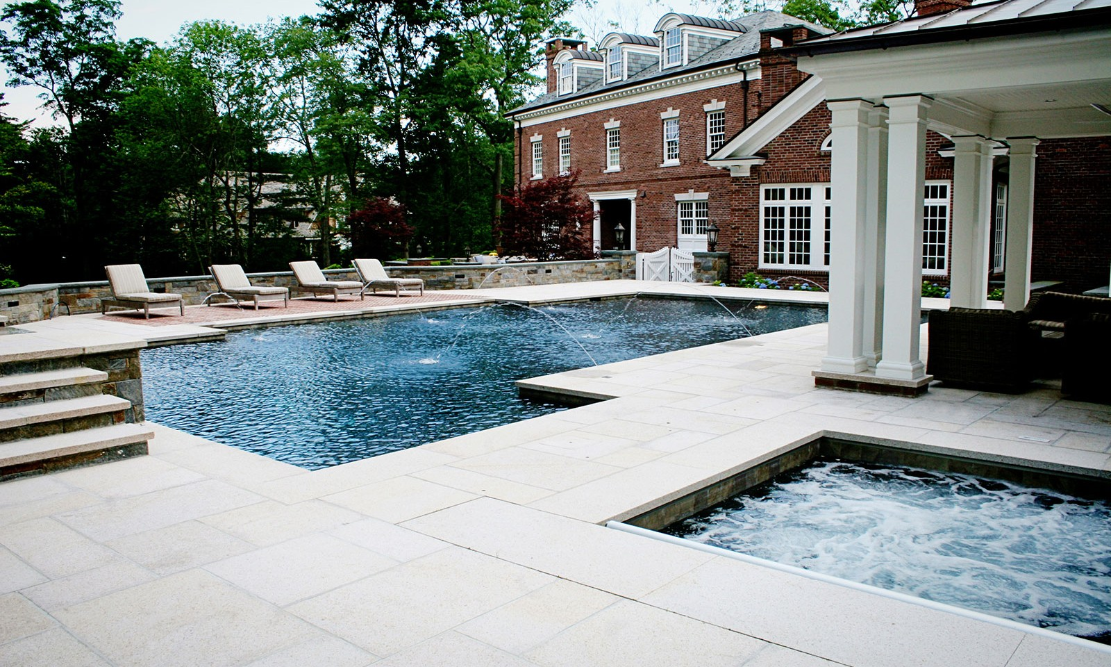 Custom Pool Installation Designs