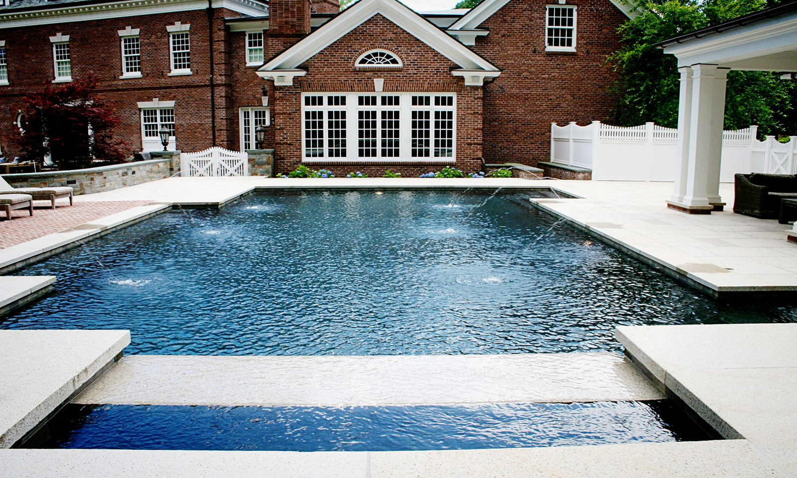 Custom Pool Installation in CT