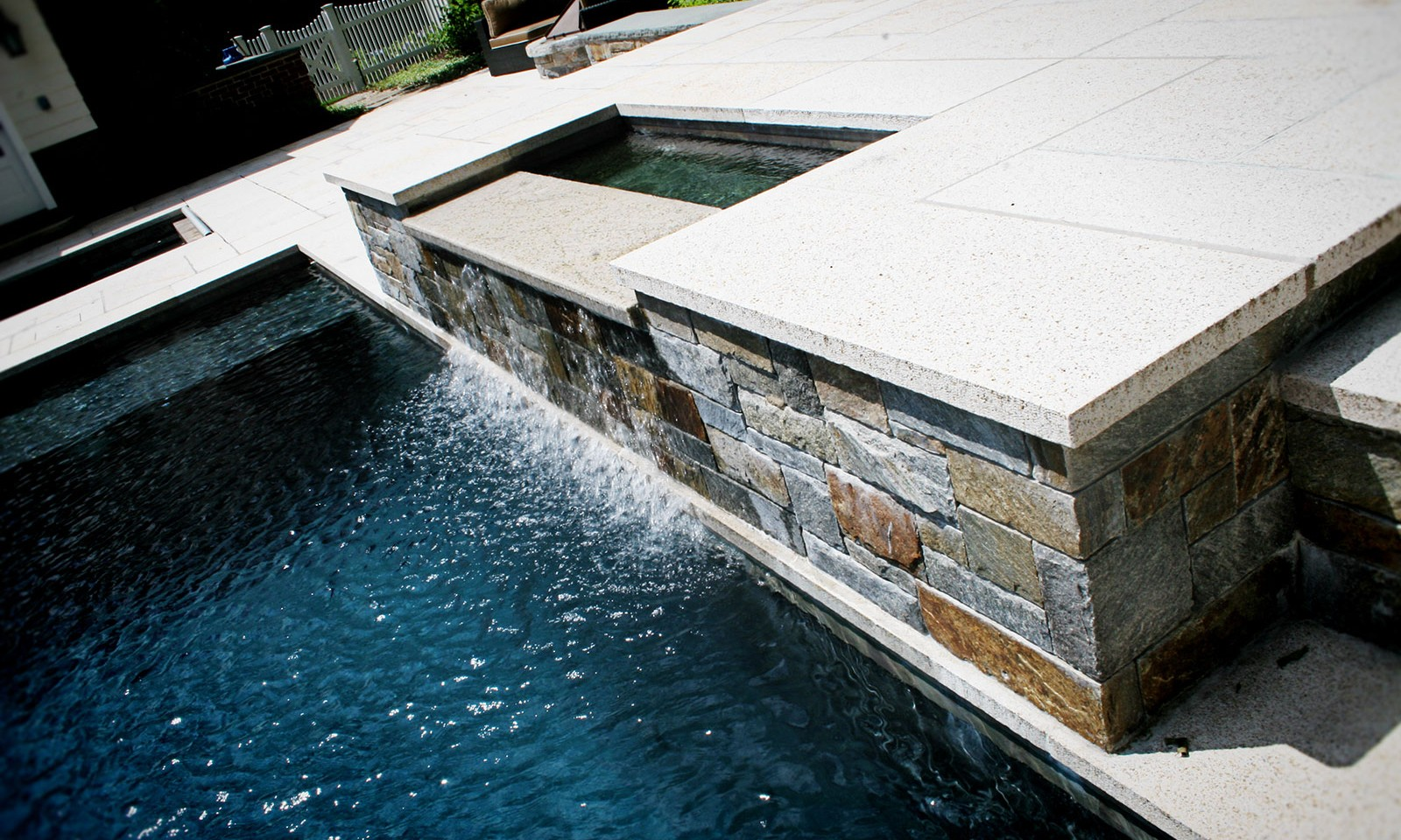 CT Custom In ground Swimming Pools