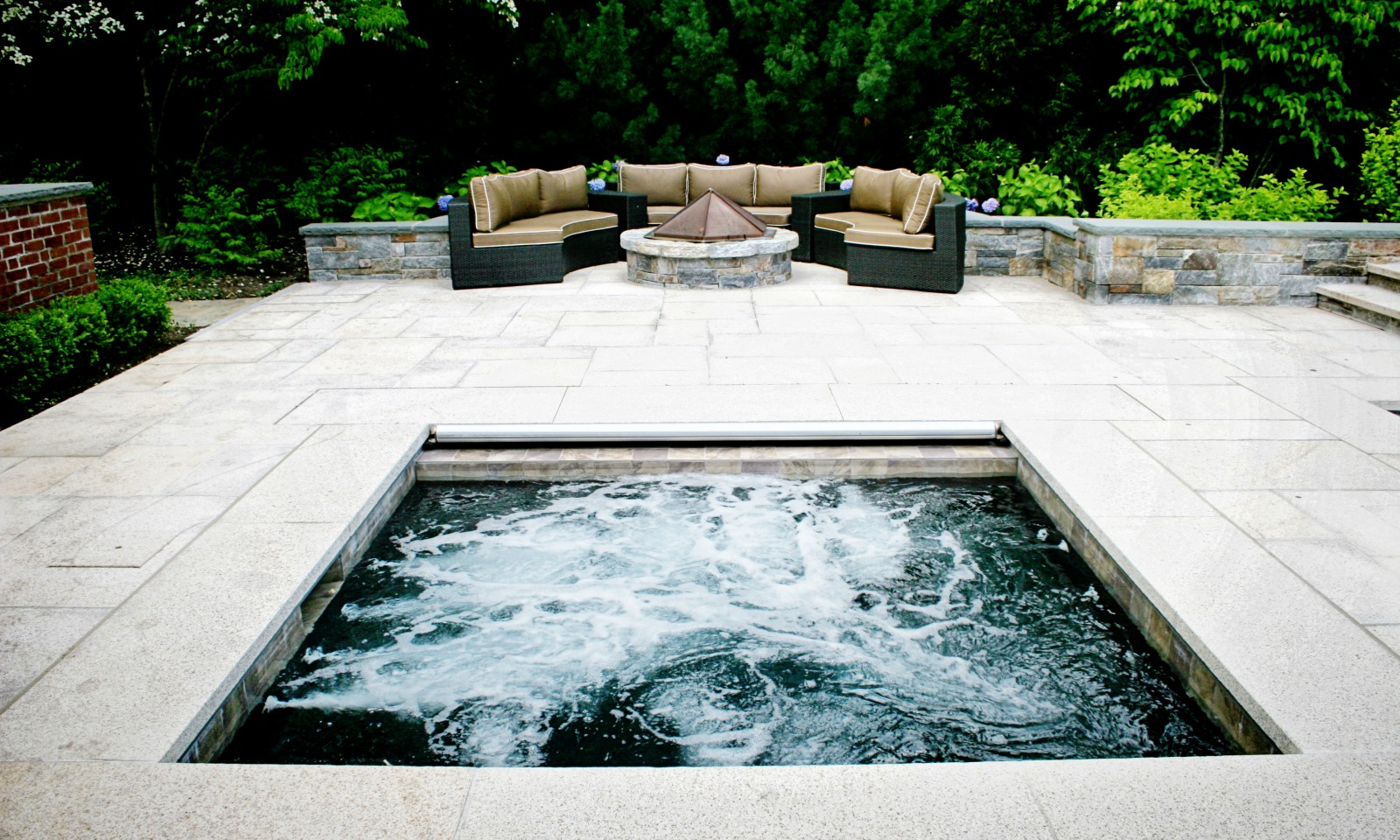 Custom Spa Installation