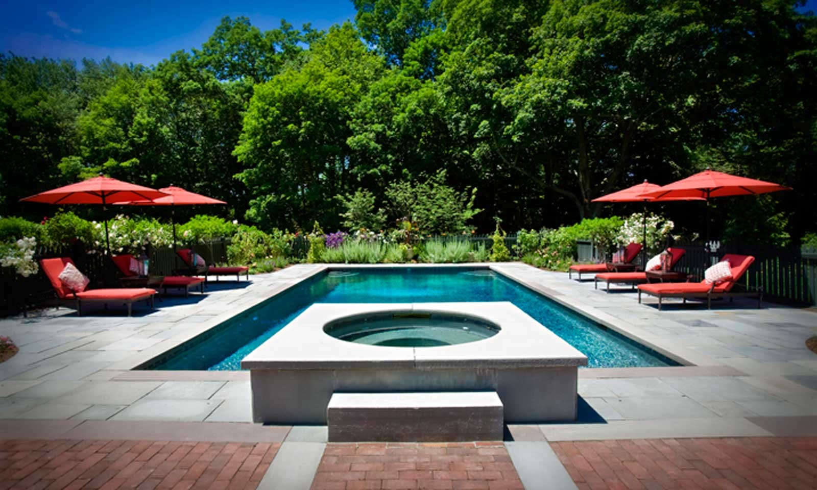 Custom Pool Design for home