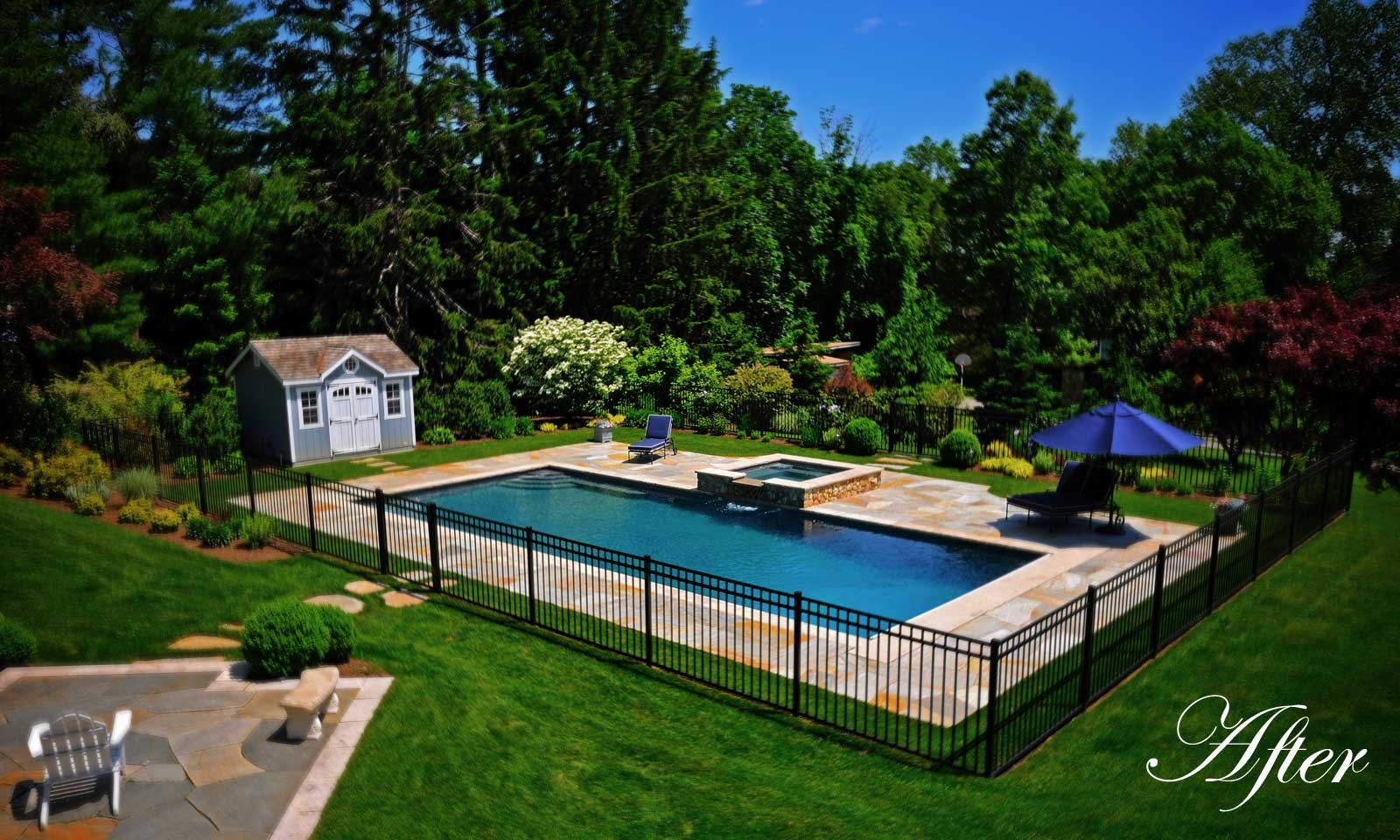 Connecticut Pool Designs