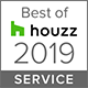 Odd Job Landscaping Receives Best of Houzz 2019 Award