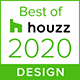 Odd Job Landscaping Receives Best of Houzz 2020 Award